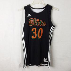 Indiana Elite #30 Basketball Jersey Reversible